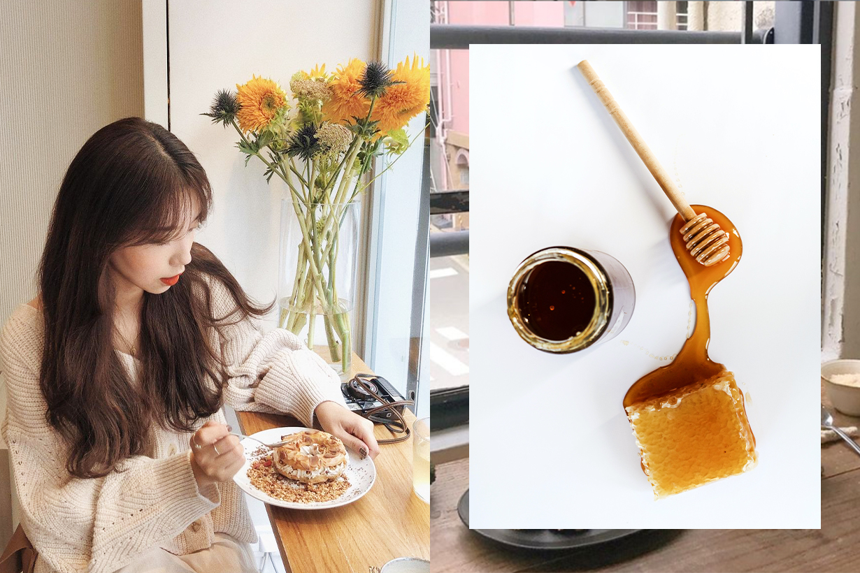 Honey Yogurt Keep Fit Lose Weight Skincare Benefit Acne Treatment