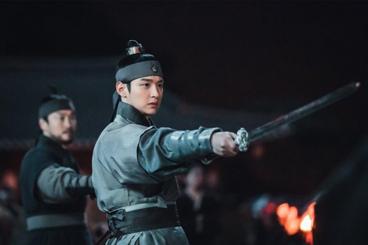 korean drama zombie Joseon Exorcist SBS
