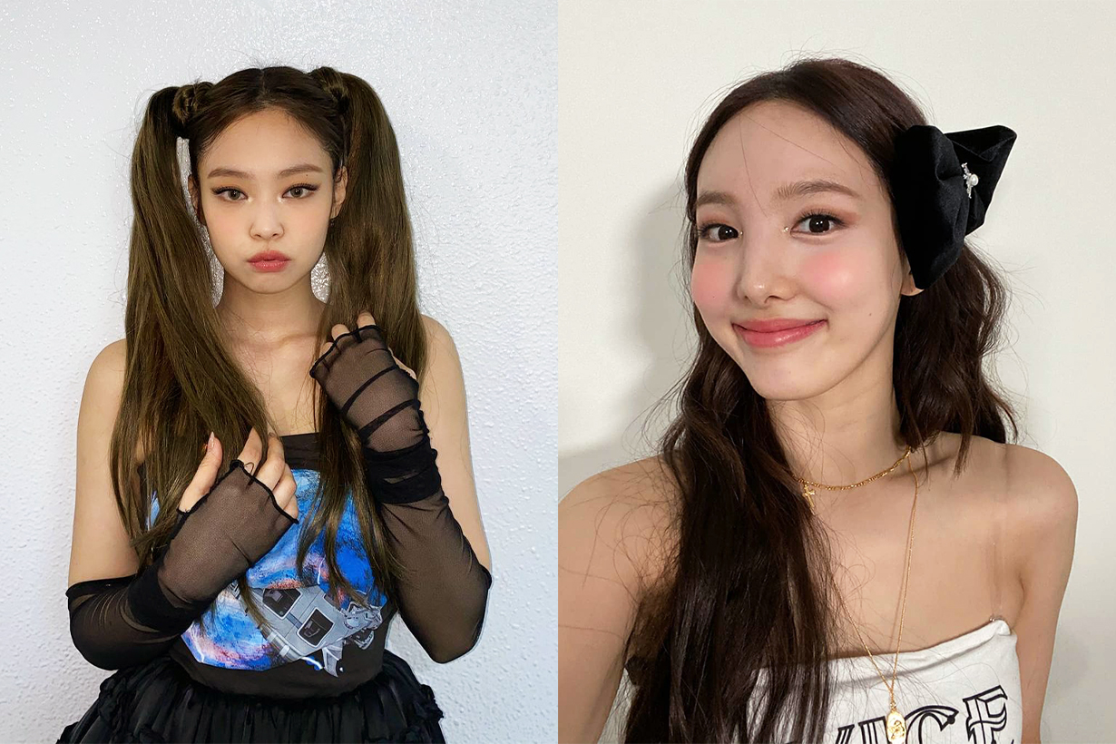Korean idols celebrities singers Human Squirtle Pokemon BLACKPINK Jennie MAMAMOO Solar Twice Nayeon Brave Girls Yujeong RED VELVET YERI