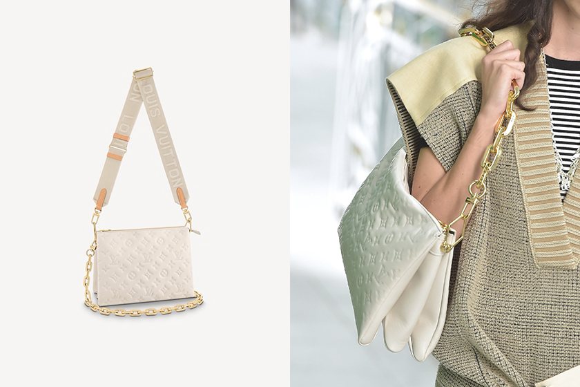 Louis Vuitton Coussin MM PM 2021 SS Handbags