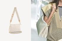 兩款尺寸、三種背法:Louis Vuitton 簡約新手袋已經成為時髦女生下一個目標!