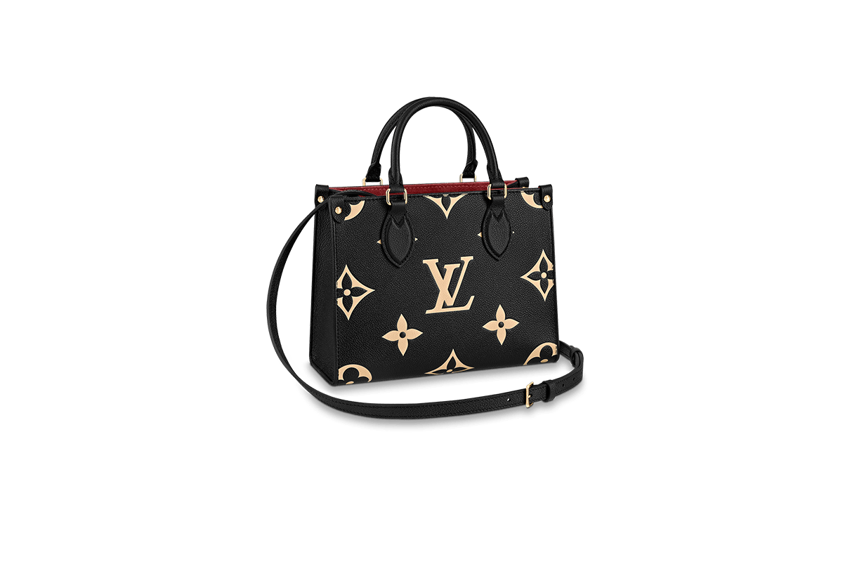 Louis Vuitton Empreinte Handbag