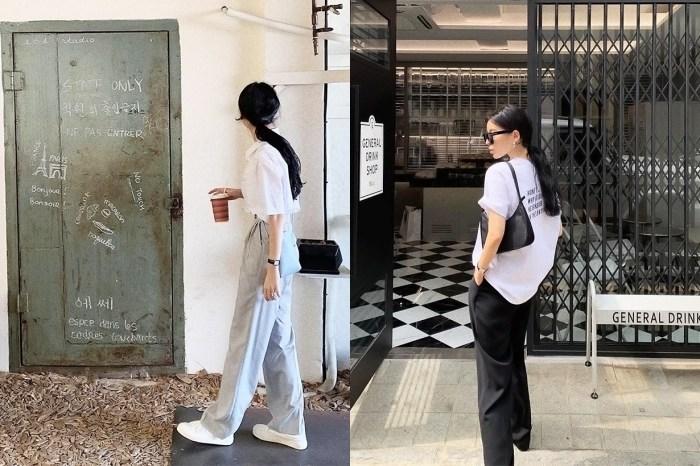 這個簡單的綁法,讓你只需要 2 枚髮夾就完成低馬尾髮型!還不失韓國女生的隨性感覺!
