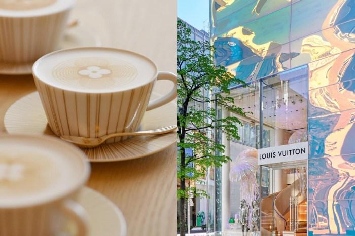 驚喜在頂樓:Louis Vuitton 40 年銀座旗艦變身,再推出首個巧克力專賣店!