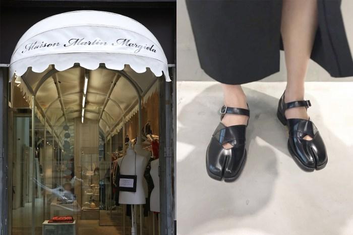 下一雙 Margiela 分趾鞋:優雅又帥氣,難怪能低調熱賣每個夏天!