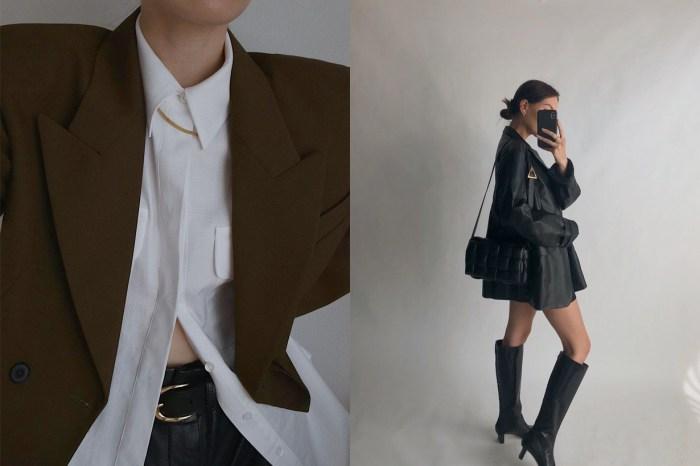 日常時髦感:歐美博主的 3 個穿搭公式,小資女生也可以負擔!