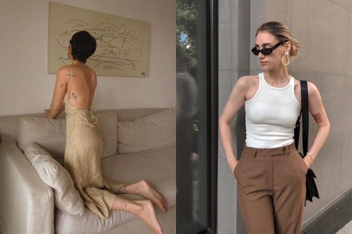 盡顯白皙膚色:時髦女生超愛連身裙、削肩背心,準備斷貨售罄!