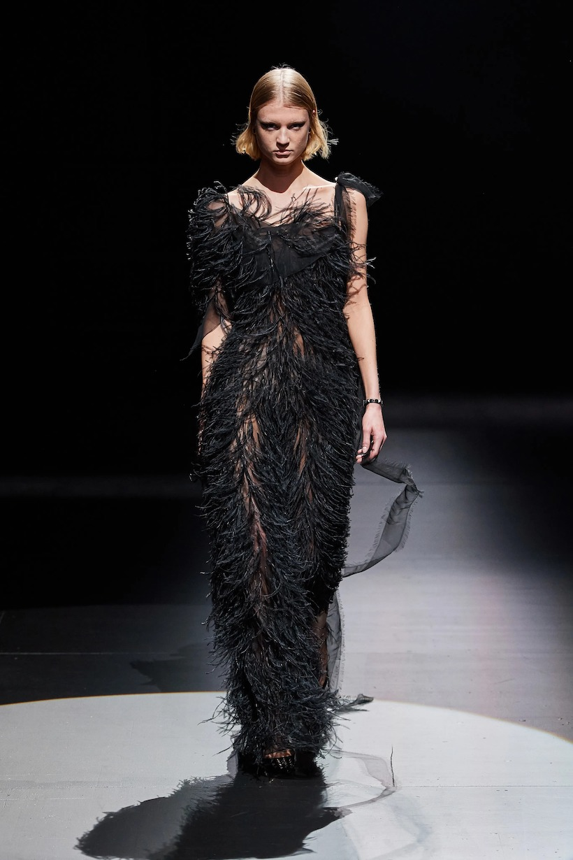 valentino 2021 FW Pierpaolo Piccioli runway show ready to wear