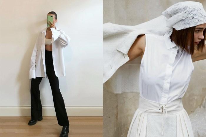 煉成極簡:衣櫃裡的白襯衫,除了基本款還可以怎麼挑?