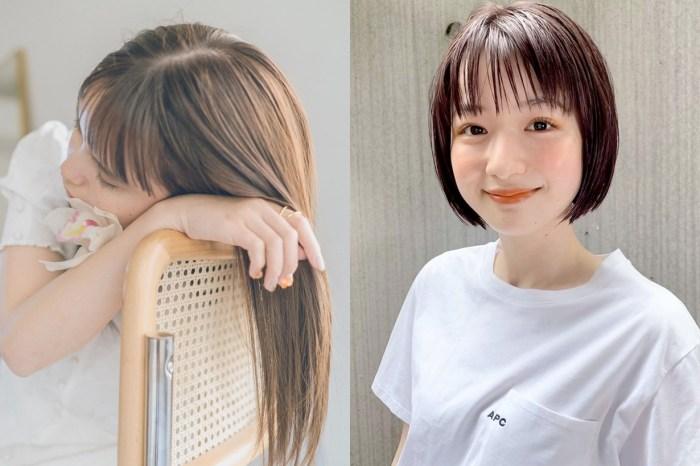 10+ 髮型靈感:懶人好整理的直髮,也可以充滿空氣感!