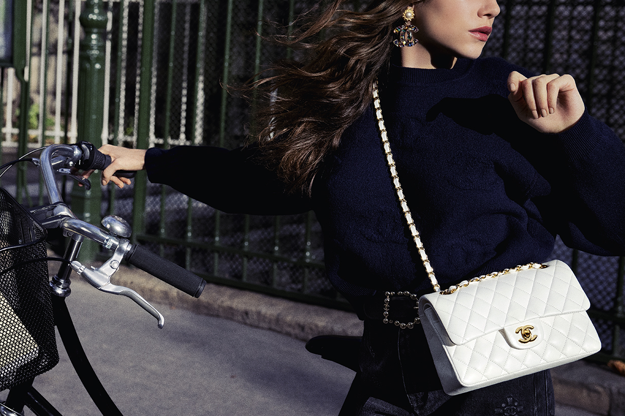 Chanel 11.12 handbag