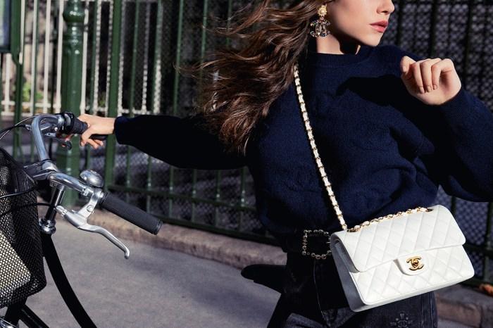 與 2.55 手袋同樣經典!Chanel 11.12 手袋今季推出了永不過時的顏色