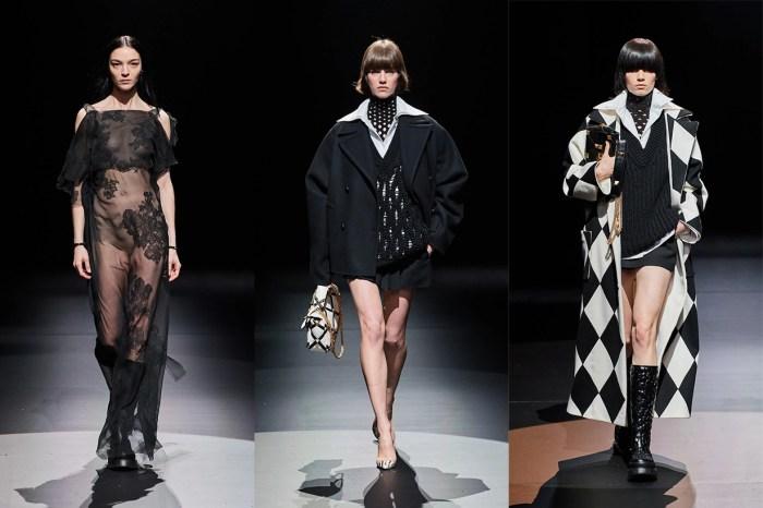 米蘭小劇院揭幕:將中性穿出女人味,屬於 Valentino 完美比例!