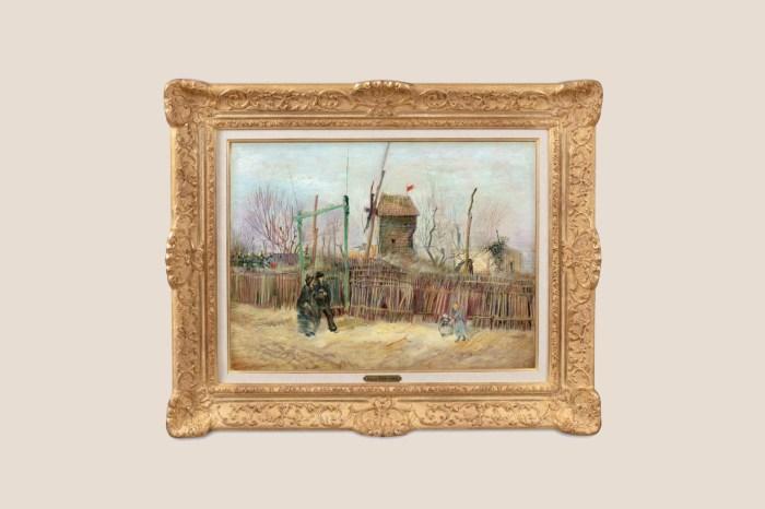 從未曝光:Vincent Van Gogh 這幅畫,落槌成交價幾乎翻倍!