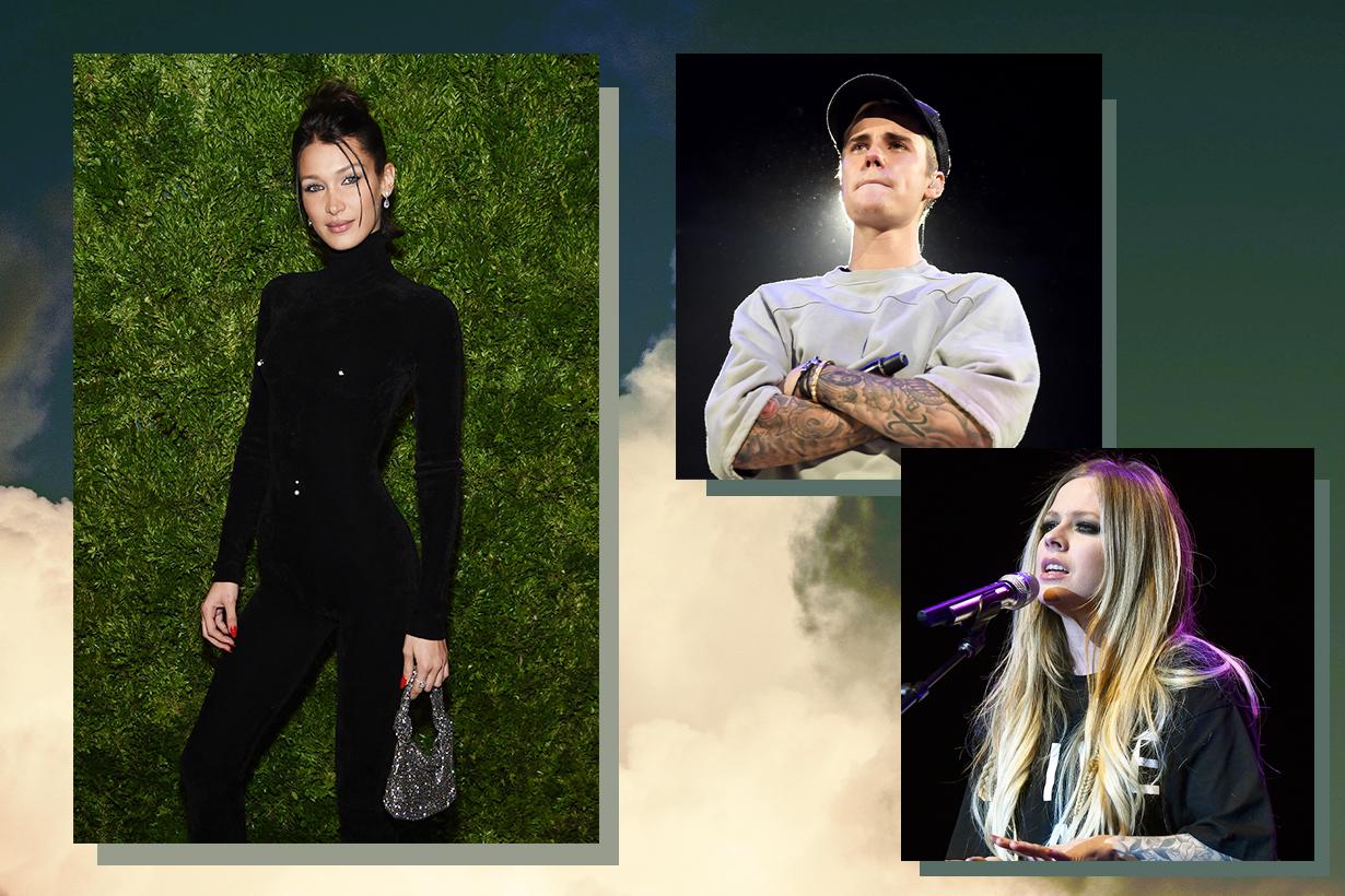 Lyme Disease Bella Hadid Anwar Hadid Yolanda Hadid Justin Bieber Avril Lavigne Disease Health