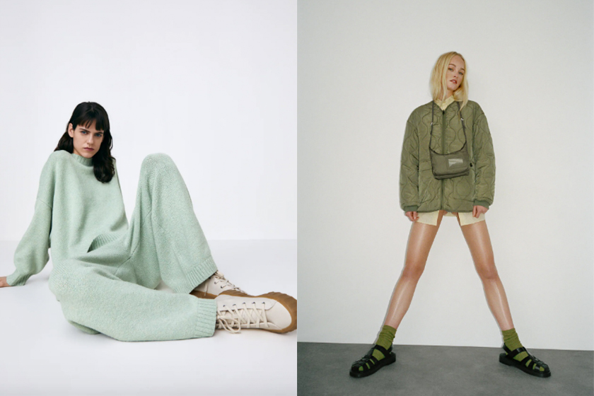 zara shoes 2021 fashion trends