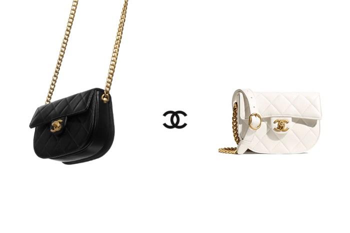 剛剛好的優雅極簡:Chanel 這款半圓手袋剛剛上架已被時髦女生目光鎖定!