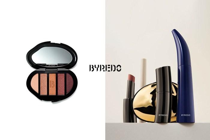 必須關注:時髦度滿分的  BYREDO 彩妝系列,新一季又要推出什麼生火產品?