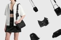 質感又有個性:容易錯過的五款 Prada 黑色系手袋,都讓時髦女生心動!