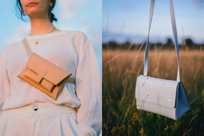 融入在每個日常的小眾質感:來自西班牙的環保皮革手袋「Walk With Me」