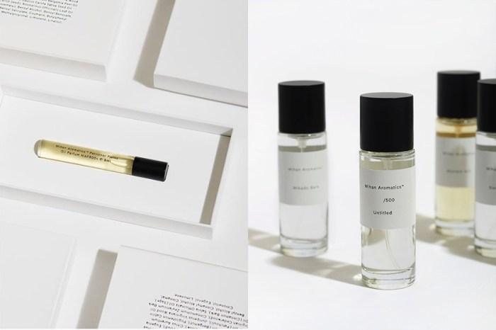 給喜愛木質調的你:小眾品牌 Mihan Aromatics,來自澳洲的純素天然香氛!
