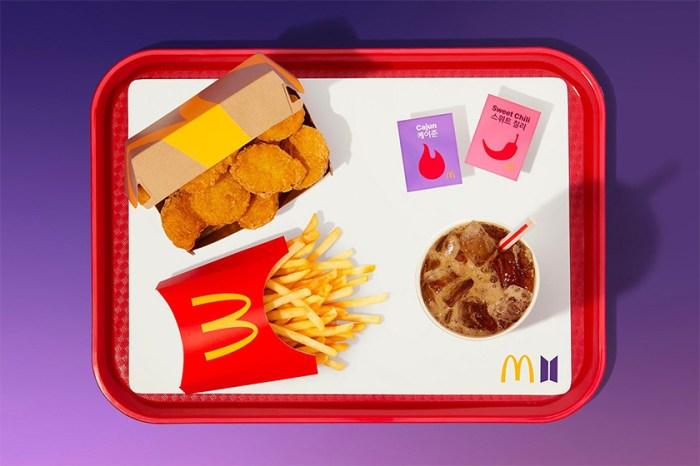 即將在台灣推出!McDonald's 為 BTS 打造特別套餐,光預告影片就引起熱議!