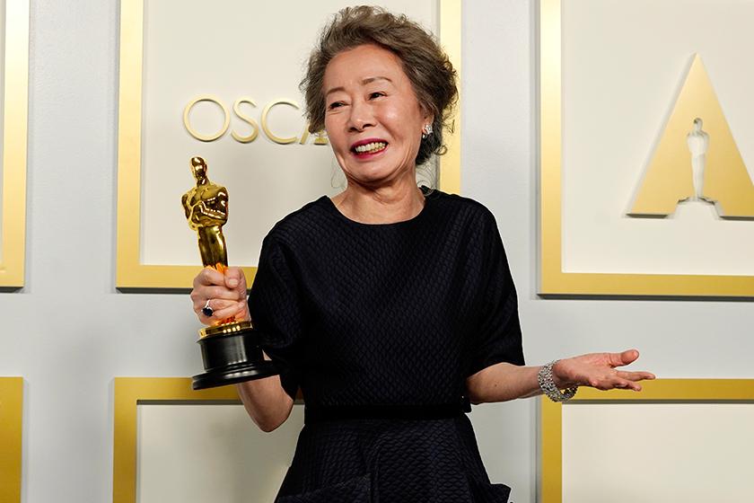 2021 93th Oscars Winners Nomadland