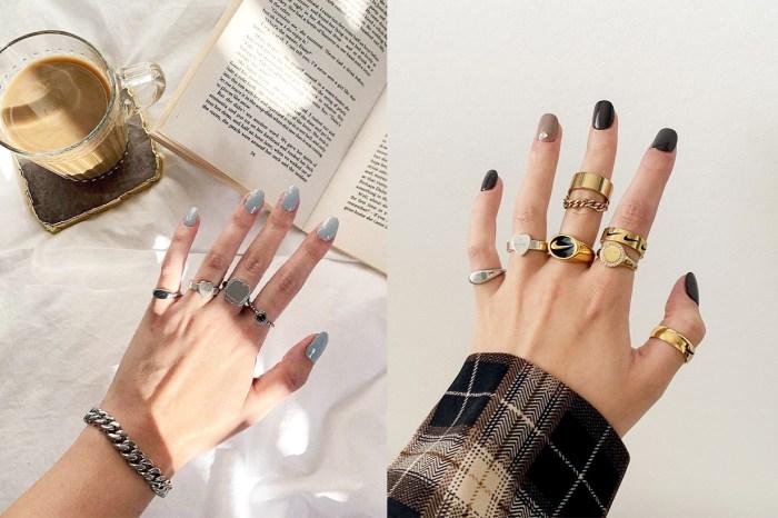 低調的奢華感:推介 10 款時尚品牌的 Logo Ring,讓手指也變得精緻!