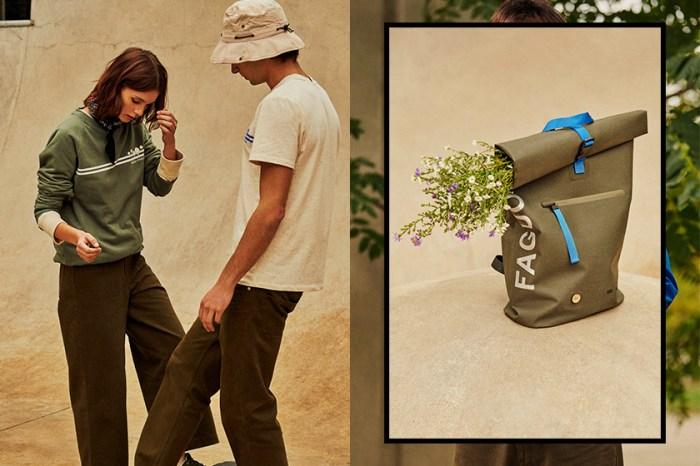 打造最有質感的法式休閒穿搭,熱愛 Outdoor 風格的你絕不能錯過這個聯乘!