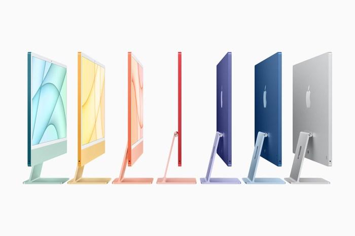 Apple iMac 重大更新!搶眼新色配合強大升級功能