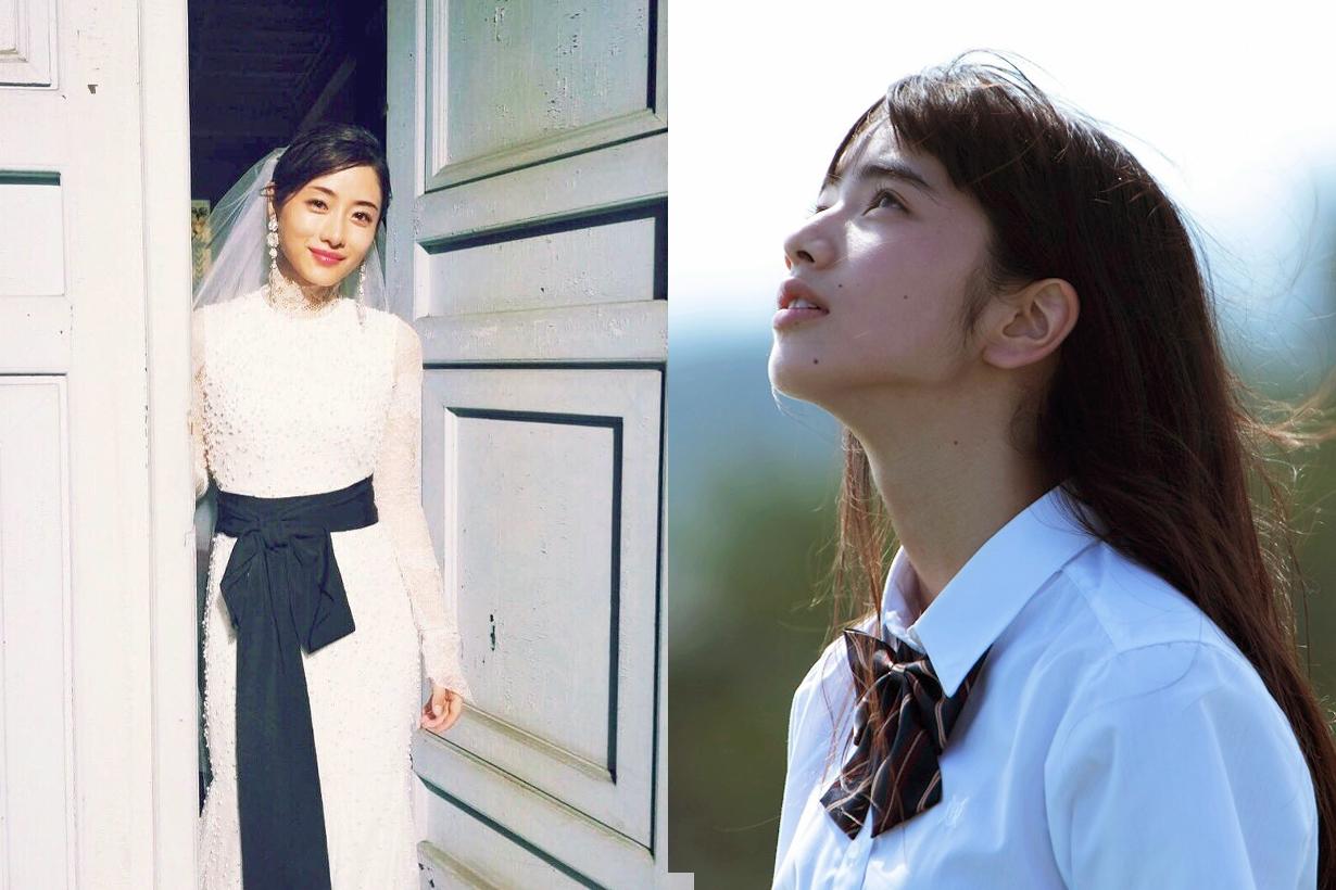 Ishihara Satomi Fukada Kyōko Haru Haruka Ayase Aragaki Yui Japanese Idols Celebrities Actresses