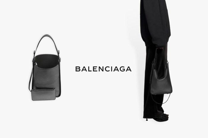 Balenciaga 下一個 It Bag:1+1 拉鍊內袋,還有兩種背帶!