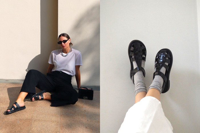夏天就是連鞋子也走清爽路線!推介 10 款必入手涼鞋