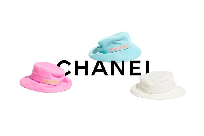 CHANEL 漁夫帽一系列三色新上架,時髦女生出門怎能沒有它!