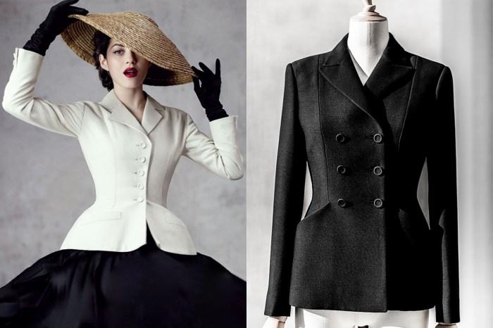 「Dior Bar Jacket」一生必要入手的單品