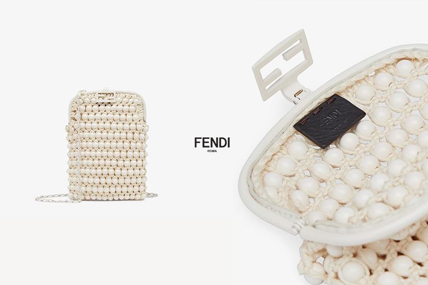 Fendi 2021ss phone holder bags