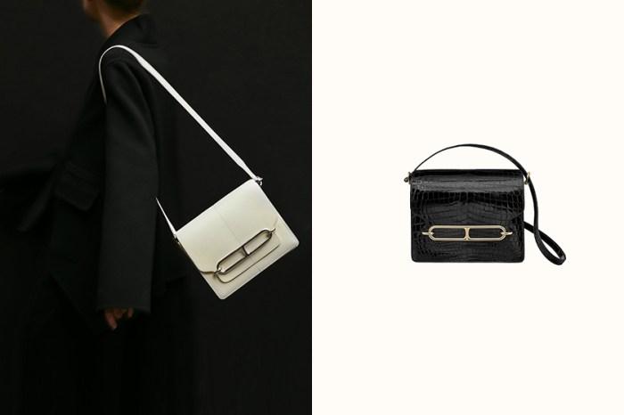 未來復古美:Hermès 經典Roulis 23 手袋,那低調極簡的錨鏈!