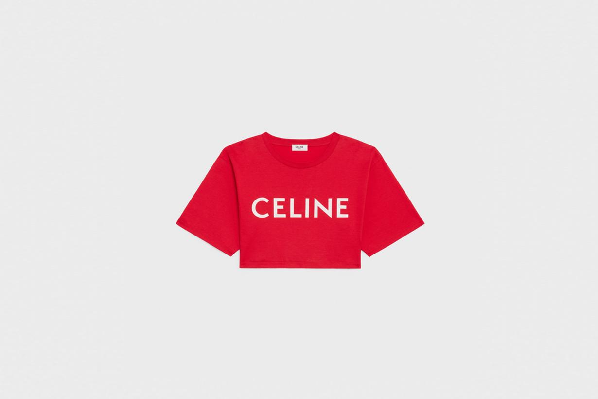 celine MONOCHROMS collection 2021ss