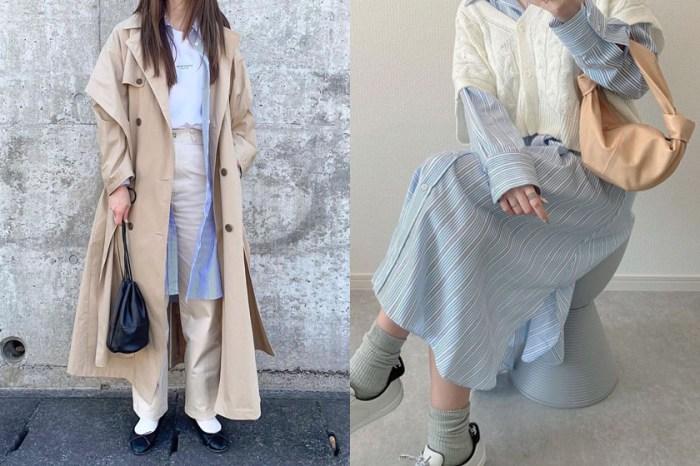 日本女生推介:UNIQLO、ZARA、GU 條紋襯衫,這 3 款該選哪一件?