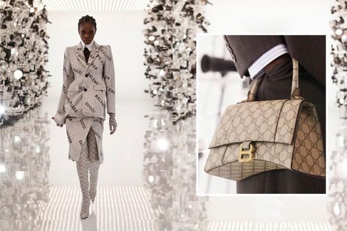 堪稱最強聯乘:Gucci x Balenciaga 正式登場,焦點品項一次看!