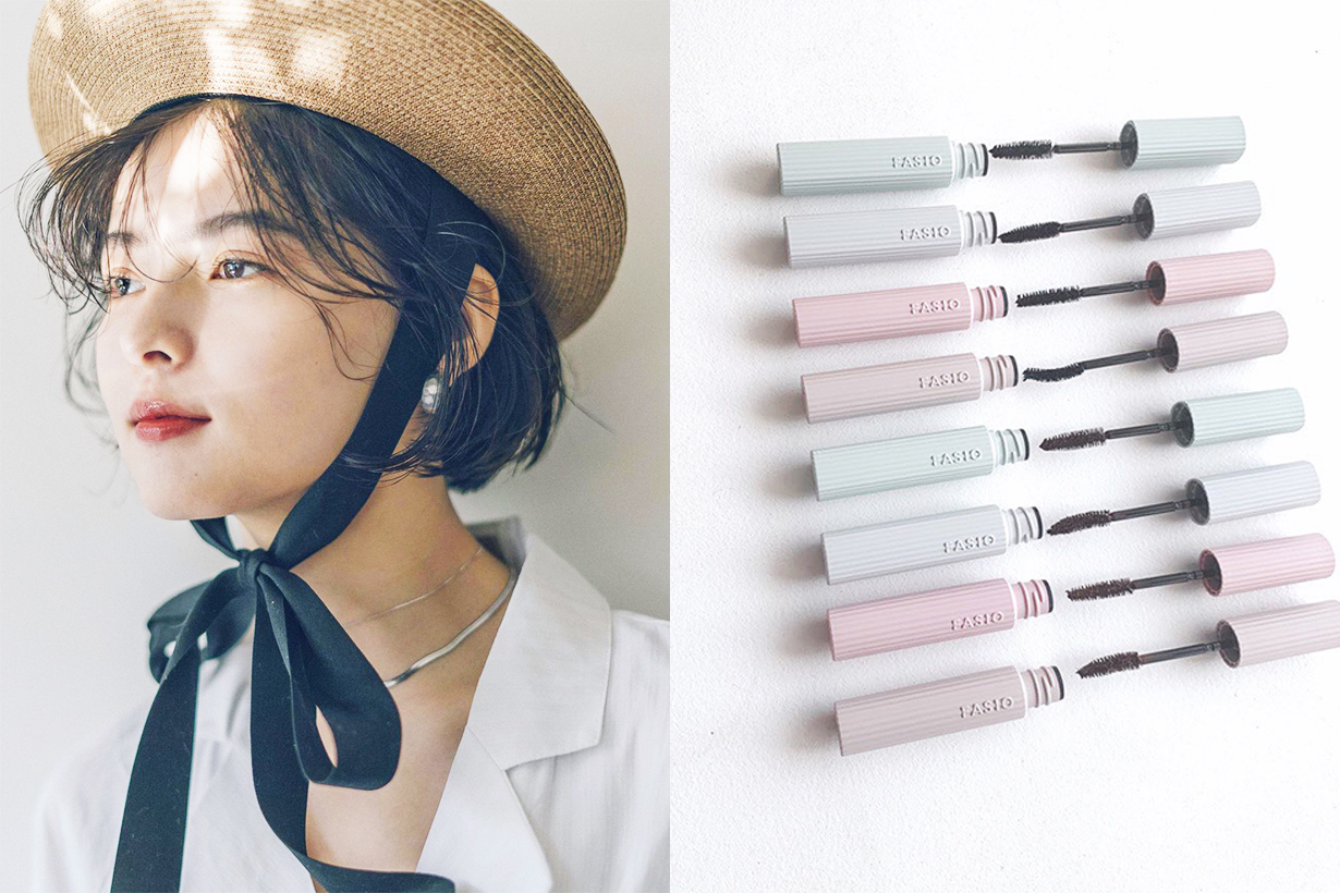 Fasio Kose Japanese Makeup Cosmetics Fasio Permanent Curl Mascara Japanese Girls