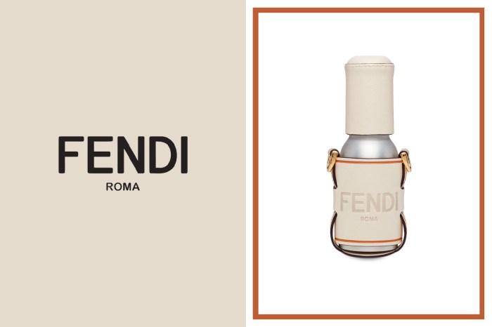 努力保持衛生抗疫的你,Fendi 為你準備了最時尚又方便的配件!