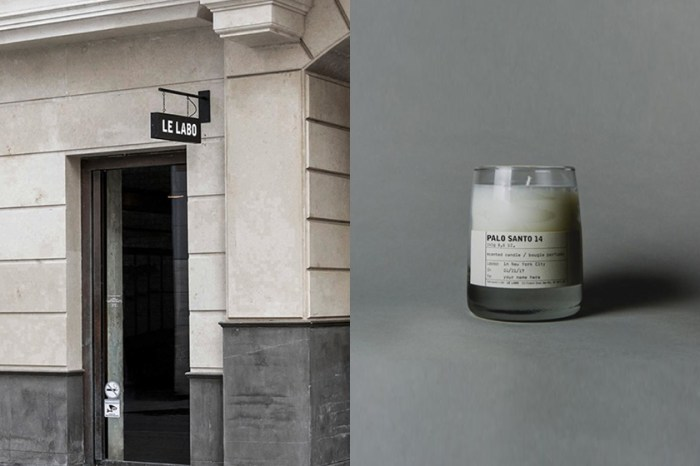 點上一盞療癒蠟燭:Le Labo 推出沈穩新香味,尚未販售引熱議!