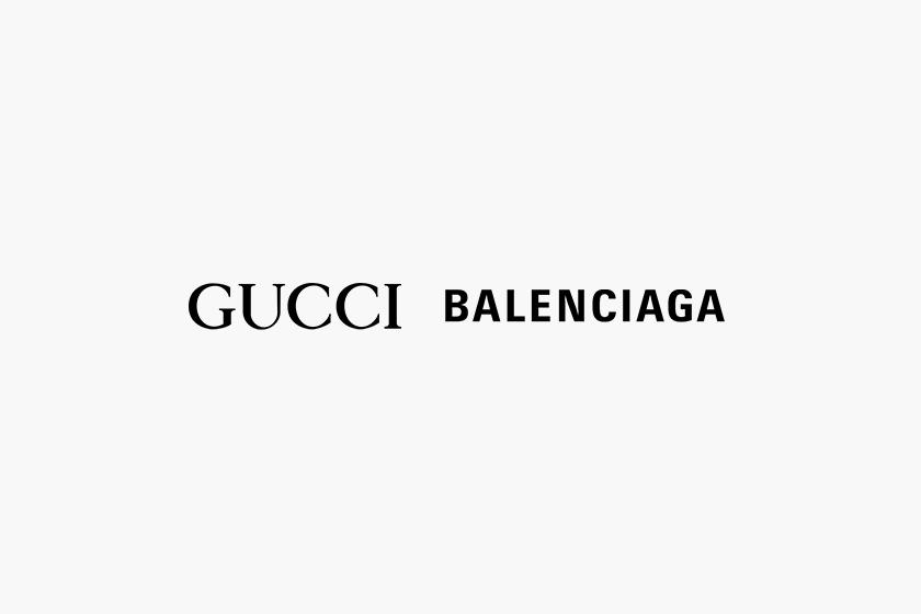 gucci balenciaga rumored to team up