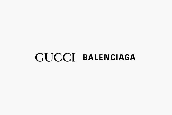重磅消息登場:傳聞 Gucci 將會跟 Balenciaga 推出聯名系列