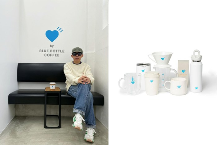 最時尚 Café 無誤!Blue Bottle Coffee x Human Made 聯乘咖啡店驚喜登場!