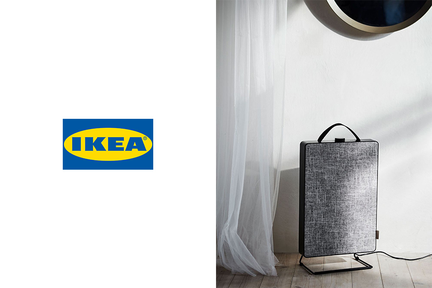 ikea air purifier fornuftig affordable smart home devices