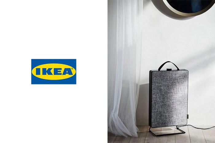 又一件必搶好物:Ikea 推出為小空間而設的空氣清新機,價錢還相當親民!