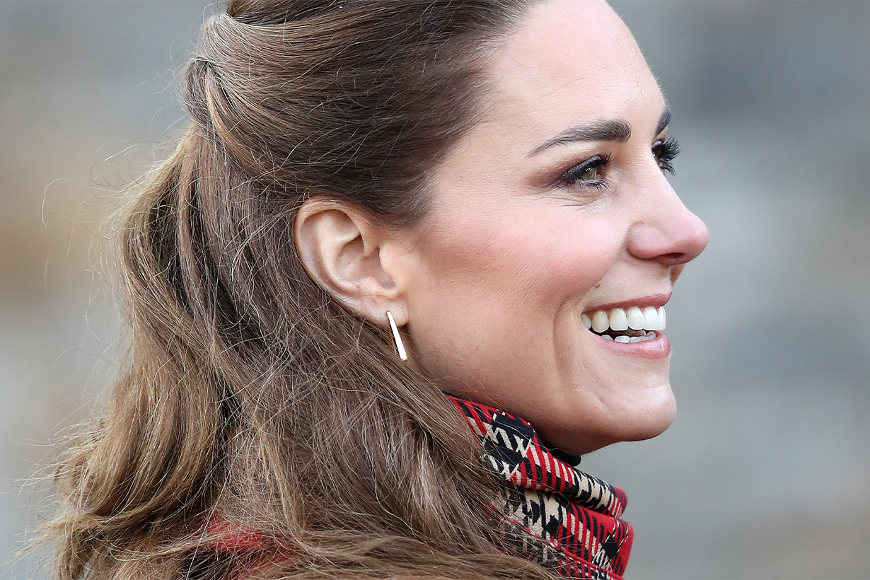 Kate Middleton Celebrities Hair styling tips Hair care KIEHL'S Creme with Silk Groom British Royal Family
