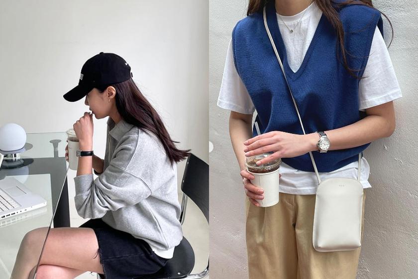 Preppy Style SS2021 trend